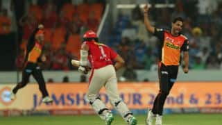 Bhuvneshwar says Vohra almost took game away from SRH against KXIP