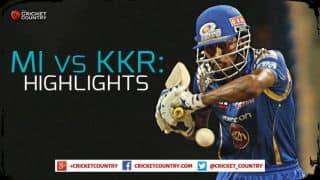 Mumbai Indians vs Kolkata Knight Riders, IPL 2015, Match 51: Highlights