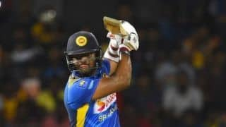 2nd ODI: Avishka Fernando stars as Sri Lanka beat Bangladesh to seal series win