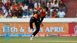IPL 2018: VVS Laxman defends Rashid Khan after Chris Gayle's onslaught