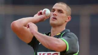 Adam Voges: Nathan Coulter-Nile can be Australia's strike bowler vs West Indies