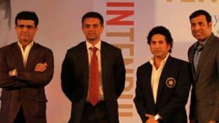 Sachin Tendulkar, Sourav Ganguly and VVS Laxman join BCCI advisory committee