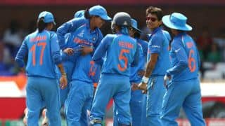 ICC Women's World Cup 2017: Ekta Bisht's 5-for dismantles Pakistan; India win by 95 runs