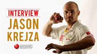 Jason Krejza: Andrew Symonds is the best sledger I have come across
