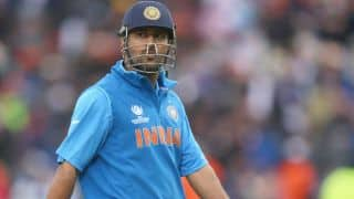 Live Cricket Score India vs South Africa 2nd ODI: MS Dhoni out for 19; score 83/5