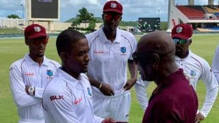 India vs West Indies, 1st Test: West Indies elect to bowl, Shamarh Brooks makes debut