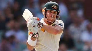 David Warner dedicates ton against India to Phillip Hughes
