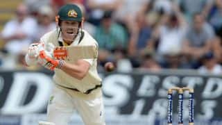 David Warner dismissed for 17 on Day Two of 1st Ashes Test at Cardiff