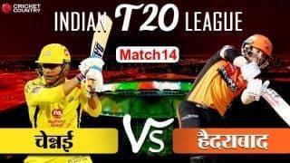 IPL 2020, CSK vs SRH, Preview: हैदराबाद vs चेन्नई