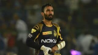 Dinesh Karthik: It is better not to think about World Cup selection