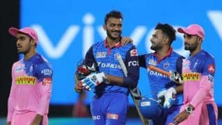 VIDEO: DC beat RR by five wickets to jump to second spot