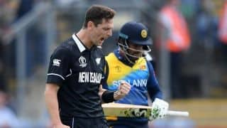 Cricket World Cup 2019: Matt Henry highlights importance of process as New Zealand steamroll Sri Lanka on green surface