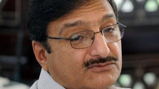 Pakistan government withdraws its appeal against Zaka Ashraf