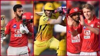 IPL 2019, KXIP vs CSK Talking points: Shami-Curran show, Faf's return to form and KL Rahul tormenting Harbhajan Singh