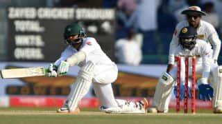 PAK vs SL, 1st Test: Azhar Ali becomes 8th Pakistani cricketer to complete 5,000 runs