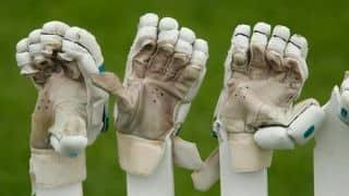 United Arab Emirates vs Afghanistan 3rd ODI 2014: Amjad Ali misses fifty by three runs