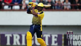 Michael Carberry set to make comeback after cancer operation