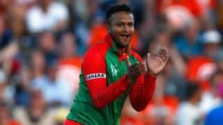 Bangladesh beat West Indies by 12 runs to tie up T20 series