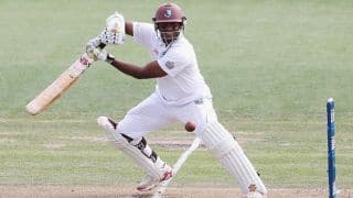 Shivnarine Chanderpaul surpasses Allan Border to become sixth highest run-scorer in Tests