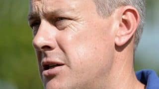 Ashley Giles rues England's top order woes