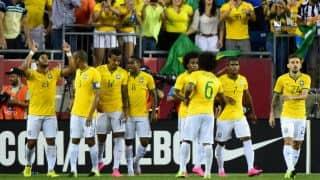 BRA 0-0 ECU, Live Football Score, Brazil vs Ecuador, Copa Amercia Centenario 2016, Match 4 at Pasadena: All-round attack from BRA