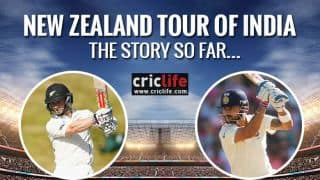 New Zealand tour of India: All you need to know