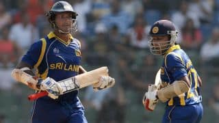 Kumar Sangakkara the better batsman, but Jayawardene fires more often in major tournament finals
