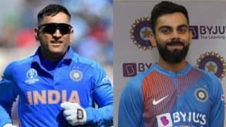 Virat Kohli clears air on his tweet which sparked MS Dhoni retirement rumours