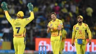 IPL 2018: CSK register 3rd win, crush RR by 64 runs