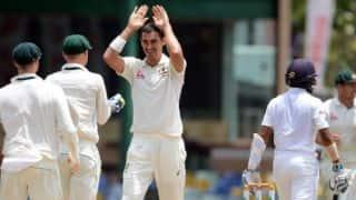 Lunch Report, Day 4: Sri Lanka stumble to 109/4; lead by 85 vs Australia
