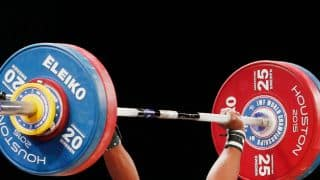 Sarbananda Sonowal: 58 weightlifters caught for doping in 2015
