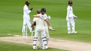 2nd Test Report: Stokes, Sibley Tons Put England in Driver's Seat vs Windies at Stumps on Day 2