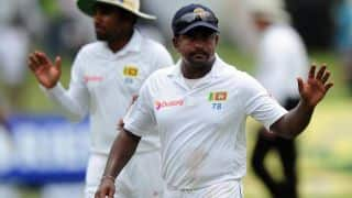 Rangana Herath removes Azhar Ali to pick tenth match wicket