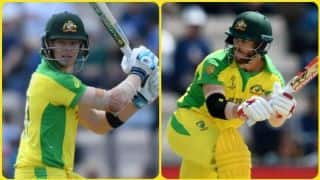 Cricket World Cup 2019: Steve Smith, David Warner will use World Cup to restore 'world-class' credentials: Aaron Finch