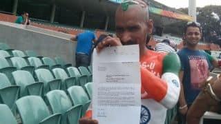 Tendulkar's letter helps Sudhir Kumar get Australian visa to watch World Cup
