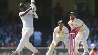 Misbah-ul-Haq praises Angelo Mathews on match-saving hundred