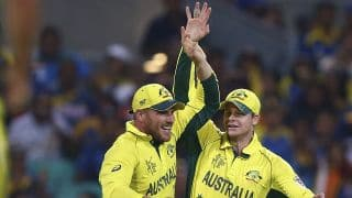 ICC World T20 2016: Steven Smith to lead Australia; Aaron Finch gets sacked