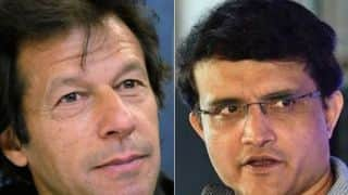 Sourav Ganguly reacts to Imran Khan's speach in UNGA