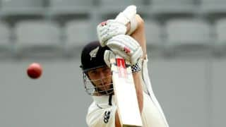 India vs New Zealand, 1st Test, Day 1: Kane Williamson falls for 113