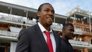 Yohan Blake would like to play for Yorkshire after athletics career