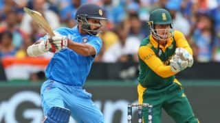 5 reasons why India beat South Africa in ICC Cricket World Cup 2015