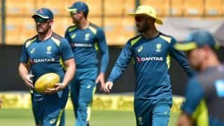 ICC WORLD CUP 2019: Great position to be here as compared to 10 months ago : Aaron Finch