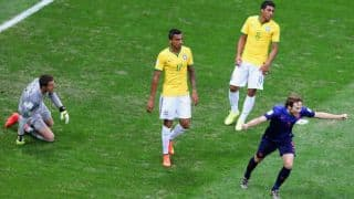 Netherlands crush Brazil 3-0 in FIFA World Cup 2014 3rd place play-off