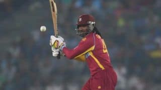 Australia vs West Indies ICC World T20 2014: Dwayne Smith departs after brisk start