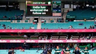 Sydney Test: Australia is playing follow-on after 31 years