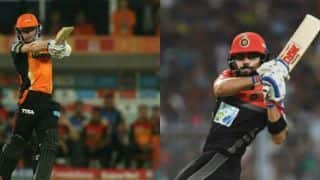 IPL 2018, SRH vs RCB, Match 39 at Hyderabad: Preview, Predictions and Likely XIs