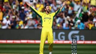 Glenn Maxwell's omission from Test squad a 'tragedy', says Rod Marsh