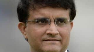 Sourav Ganguly: Captaincy is not an easy task