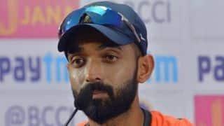 I have performed anywhere I have batted: Ajinkya Rahane