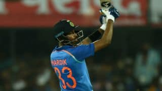Hardik Pandya is a smart cricketer, opines Rahul Dravid